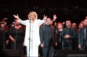 - Cissy Houston  - © http://gospelnow.org/Gospel Now New York