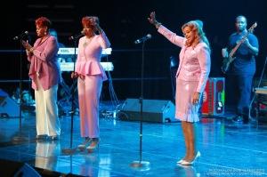 - The Clark Sisters - © http://gospelnow.org/Gospel Now New York