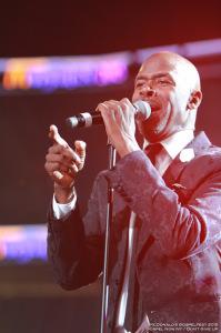 - Ricky Dillard - © http://gospelnow.org/Gospel Now New York