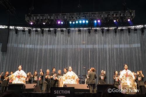 S-yamatoand choir